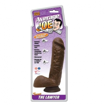 Average Joe Terrence The Lawyer Dildo