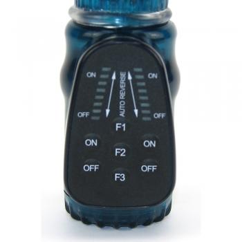 iVibe Rabbit Blueberry Vibrator
