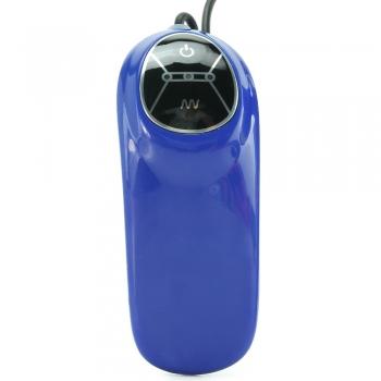 Adam & Eve Bendable Butterfly Blue Vibrator