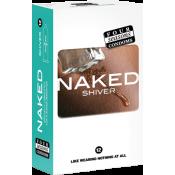 Four Seasons Naked Shiver Regular Condoms 12 Pack