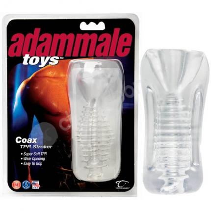 Adam Male Toys Coax Masturbator