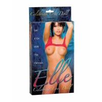 Elle Inflatable Blow Up Doll