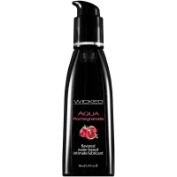 Wicked Aqua Pomegranate Lubricant 60ml