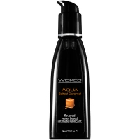Wicked Aqua Salted Caramel Lubricant 60ml