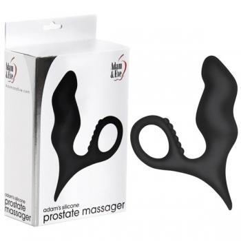 Adam & Eve Adam's Silicone Prostate Massager