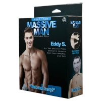 Massive Man Eddy S Inflatable Love Doll