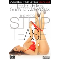 Jessica Drake's Guide To Wicked Sex: The Art Of Strip Tease DVD