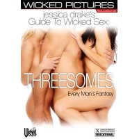 Jessica Drake's Guide To Wicked Sex: Threesomes DVD