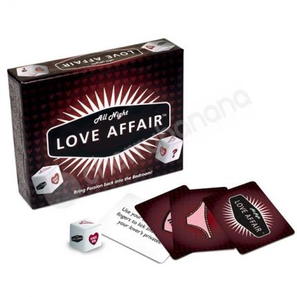 All Night Love Affair Game