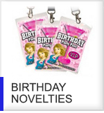 Birthday Novelties