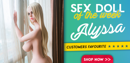 Alyssa Sex Doll Of The Week