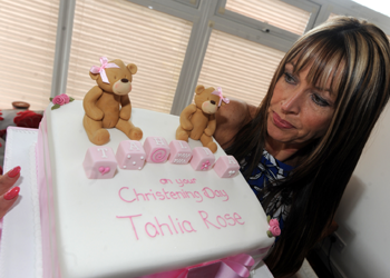 Mum's Outrage Over Teddy Bear Cake