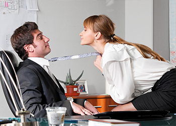 Q&A: I Have A Workplace Crush