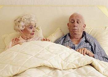 Never Too Old For Sexytimes - Seniors and Sex