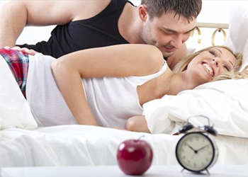 What Is The Best Time Of Day For Sex?
