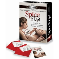 Behind Closed Doors - Spice It Up! Game