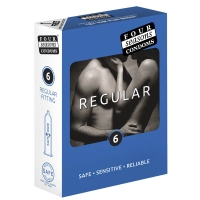 Four Seasons Regular Condoms 6 Pack