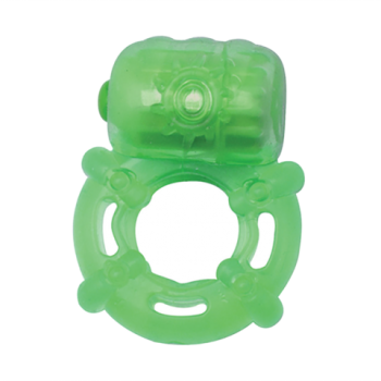 Climax Juicy Rings Green Cock Ring