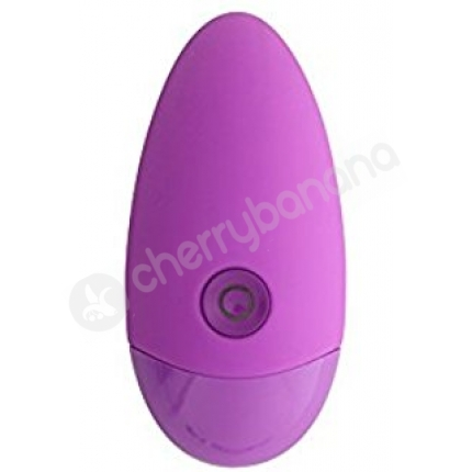 The Sepal Purple Vibrating Stimulator
