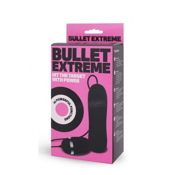 10 Function Bullet Extreme Vibrator