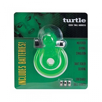 Turtle Green Cock Ring