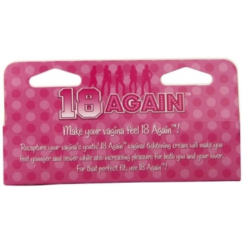 18 Again Vaginal Shrink Cream 45ml
