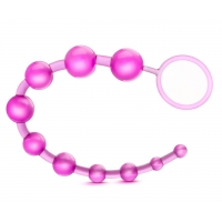 B Yours Pink Basic Beads