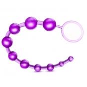 B Yours Purple Basic Beads