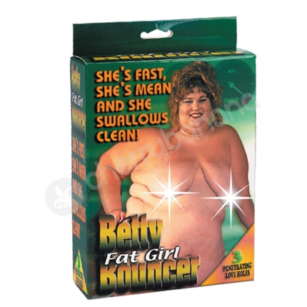 Betty Bouncer Blow Up Doll
