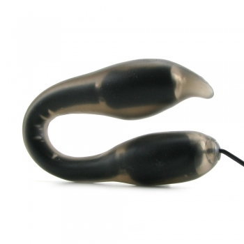 Bendable You Too Black Prostate Massager