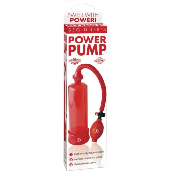 Beginner's Red Power Pump