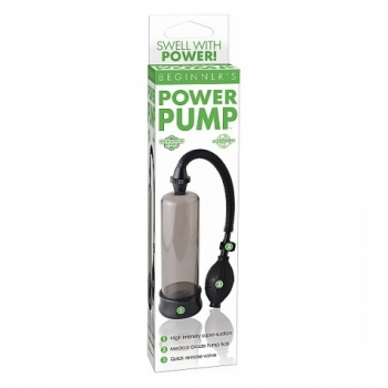 Beginner's Smoke Power Pump