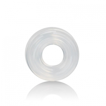 Premium Silicone Ring Clear Medium
