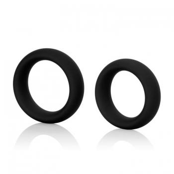 Colt Black Silicone Super Rings