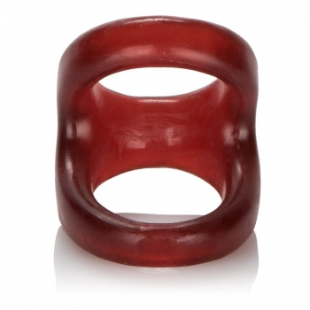 Colt Red Snug Tugger Dual Support Ring