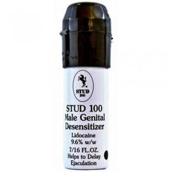Stud 100 Male Genital Desensitizer Spray 12g