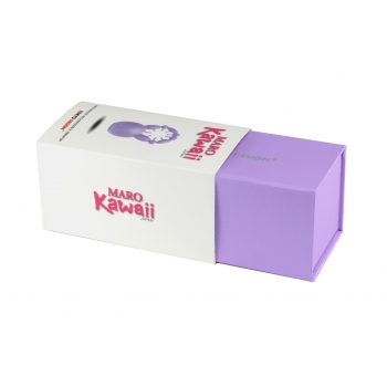 Maro Kawaii 4 Purple Rechargeable Vibrator