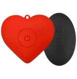 Elixir Play Aphrodite 9 Speed Remote Heart Vibrator