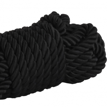 Cherry Banana Dare Black Bondage Rope Nylon 5m