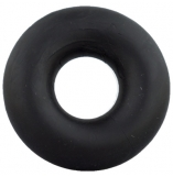 Black Stretchy Cockring