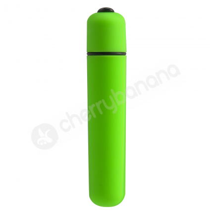 Neon Luv Touch Green Bullet XL Vibrator