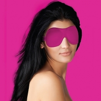 Ouch! Pink Curvy Eyemask