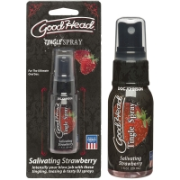 Goodhead Salivating Strawberry Tingle Spray 29ml