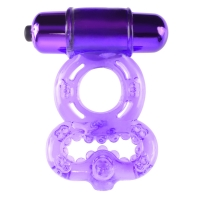 Fantasy C-ringz Purple Infinity Super Cock Ring