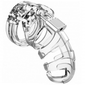 Mancage Model 02 Clear Male Chastity Cage