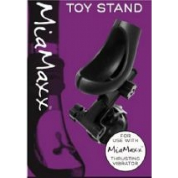 MiaMaxx Toy Stand with Suction Cup