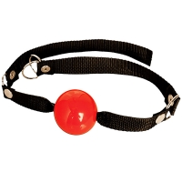 Fetish Fantasy Series Red Beginner's Ball Gag