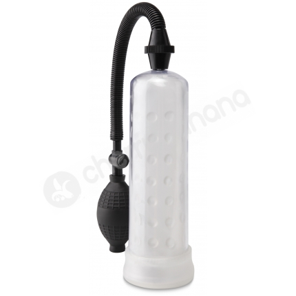 Pump Worx Clear Silicone Power Pump