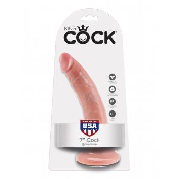 King Cock Flesh 7'' Cock