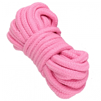 Cherry Banana Dare Pink Bondage Rope Cotton 5m